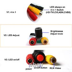 1080P Small Underwater Drain Sewer Deep Water Well Inspection Camera