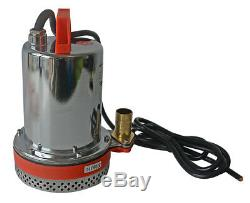 12V Solar Powered Deep Well DC Submersible Water Pump 120/180/240W, Farm & Ranch