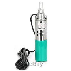 180W 12V 45M High Powered Motor Submersible Water Flow 6M³/H Deep Well
