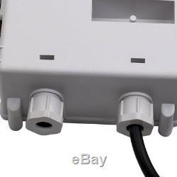 230v 370w Elettropompa Sommersa Pompa Per Acqua In Acciaio Inox Pozzo Immersione