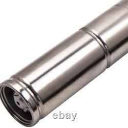 3 0.5 HP Pompa Sommersa Elettropompa deep well pump Acciaio Inox 370 W 80m 230V