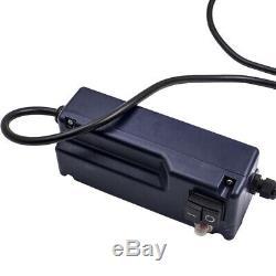 3 1 HP pompa per pozzi profondi pompa sommersa 2400L/H 750W- ACCIAIO INOX