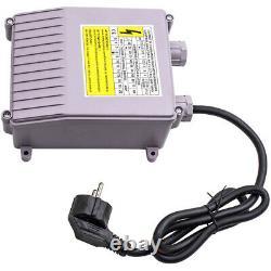3 3,800 L/H Pompa Elettropompa Sommersa Deep Well Per Pozzi Da 370w 39m 230 V