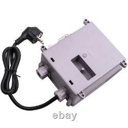3 3.800 L/H Pompa Sommersa 0.5 HP Elettropompa Acciaio Inox 39 m 230V per pozzi
