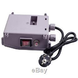 3 76 mm Pompa Sommersa 1HP Elettropompa Acciaio Inox 750W 85 m 230V per pozzi