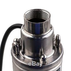 3 Pollici Pompa Per Pozzi Profondi Pompa Sommersa Deep Well Pump 2100 L/H 550W