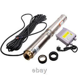 3 inches deep well pump well pump garden pump 2500 l / h 250 W Submersible Pump