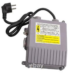 4 370W Borehole Deep Well Submersible Water Pump 6000 L/H Long Live + 20m Cable
