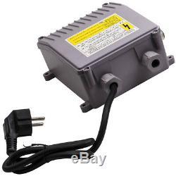 4 pollici 0.75HP pompa per pozzi profondi pompa sommersa 4000 L/H -550W- 76M