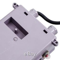 4 pompa per pozzi profondi pompa sommersa 1HP 6.000 L/H 750 W-ACCIAIO INOX