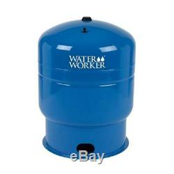 62 Gal. Pressurized Well Tank Polypropylene-Lined Steel Thick Diaphragm