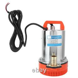 DC 12V Submersible Deep Well Water Pump Irrigation Water Pump New