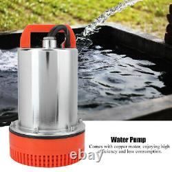 DC 12V Submersible Deep Well Water Pump Irrigation Water Pumps