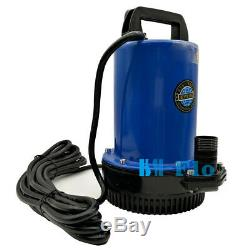 Farm & Ranch Solar Powered Deep Well DC Submersible Water Pump, 12V, 26FT Max