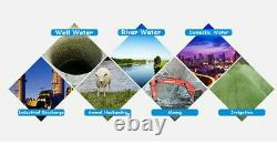 Hot Sale 220V 1HP Stainless Steel Submersible Deep Well Water Pump 2850r/min