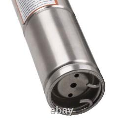 Pompa sommersa per pozzi da 3 75 mm Elettropompa Acciaio Inox 1020 l/h 250W 75m