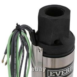 Potable Water Pump Deep Well 2-Wire Motor Stainless steel Threaded female 10 GPM