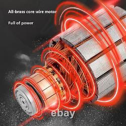 S455 Solar Water Pump Large Flow High Lift Battery DC DeepWell Pump DC48V New