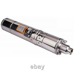 Submersible Pump 750 W Schraubenpumpe Water Pump Tube Pump Garden Deep-Well