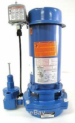 Vj07 Goulds 3/4 HP Vertical Deep Water Well Jet Pump And Motor
