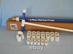 WELL HAND PUMP For Deep Water Well, EMERGENCY. OVER 5,000 KITS SOLD Since 2006