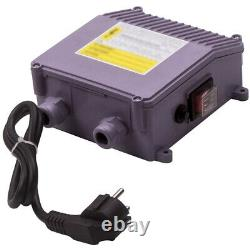 1.5hp 1.1kw Forage Deep Well Water Submersible Pump 50hz 220-240v 20m Câble