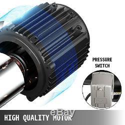 1 HP Ou Peu Profond Puits Profond Avec Pompe À Jet Pressostat Maisons Approvisionnement En Eau 183.7ft