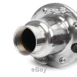 24v DC 864w 3m3 / H 120m Énergie Solaire Pompe À Eau Submersible Ferme Puits Profond