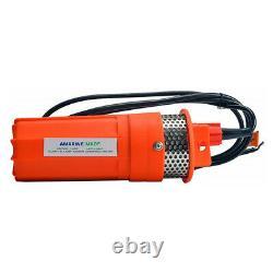 24v Submersible Deep Well Water DC Pump/alternative Energy Solar Battery, 230 Pi