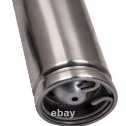 3 0.5 HP Pompa Sommersa Elettropompa Pompe De Puits Profond Acciaio Inox 370 W 80m 230v