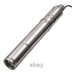 3 Pompa Sommersa Elettropompa Acciaio Inox 250w 75m 50 Hz Pompe De Puits
