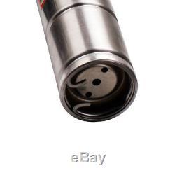 3 Pouces 1hp Pompa Sommersa Per Pozzo Profondo Dans Acciaio Inox 3800 L / H Pompe De Puits