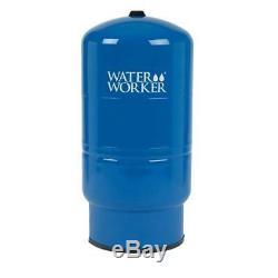 32 Gallons Réservoir En Acier Pressurized Bien Épais Durable De Stockage D'eau Container Nouveau