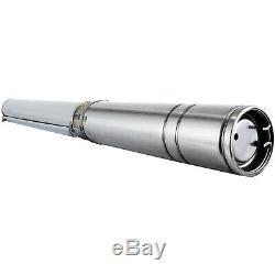 4 220v Pompe À Eau 341ft Puits Profond Électrique Pompe Submersible En Acier Inoxydable