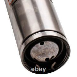 4 Elettropompa Sommersa Pompa Profonda Per Pozzi Profondi 10.800 L/h 1.1kw 54m