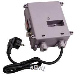 4 Pompa Sommersa HP 1.5 1100w Elettropompa Pozzo Profondo Pompa Sommergibile