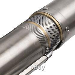 Acier Inoxydable 6000l/h Ip68 À Eau Submersible À Puits Profond De 370w De 4 Pouces