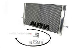 Ams Alpha Centre Échangeur De Chaleur Pour 2013-2019 Mercedes-benz M133 45 Série Amg