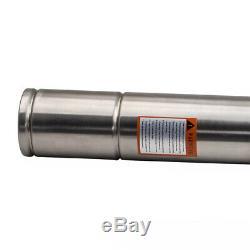 Deep Well Pompe 6600l / H 1000w 10.2bar 4 Pouces Pompe De Puits D'eau Pompe Submersible