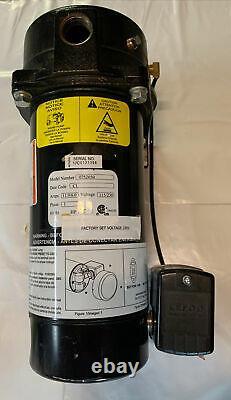 Eco-flo Produits Pompe À Jet D'eau Profonde 1hp 115/120v