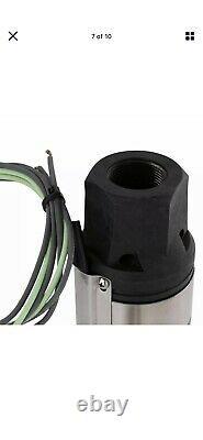 Everbilt 3/4 HP Submersible 2-wire Motor 10 Gpm Deep Well Pompe À Eau Potable