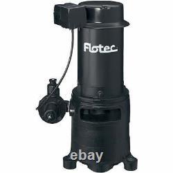 Flotec 1 HP Cast Iron Vertical Deep Water Well Jet Pump Fp4432