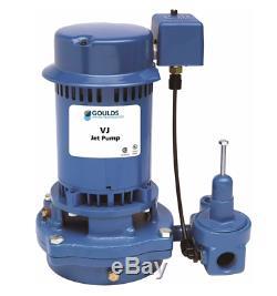 Goulds Vj10 Deep Water Jet Pump Bien 1hp