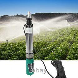 Pompe Solaire Submersible Solaire De Puits Profond Pour L'irrigation Agricole1'