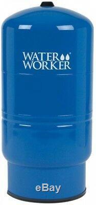 Pressurized Bien L'eau Potable Réservoir D'eau De Stockage En Acier Emboutis 14 Gal